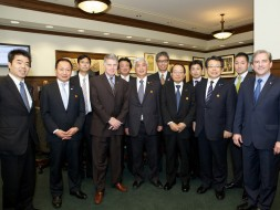 AISOO Meeting with Japan and John Fitzpatrick