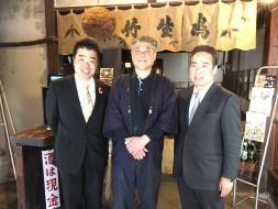 吉田酒造で竹生島を購入